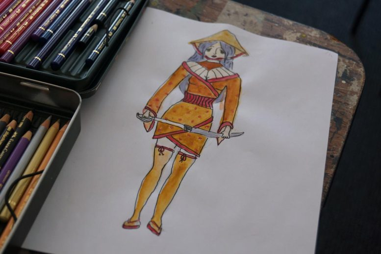 Manga Charakter