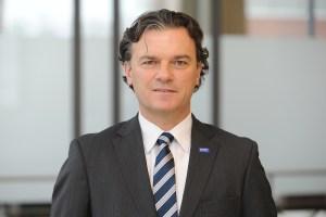 Harald Pflanzl, neuer Head of Sub Region Central Europe mit Sitz in Wien. | Foto: BASF