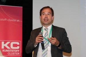 Prof. Dr.-Ing. Dietmar Drummer von der Friedrich-Alexander-Universität Erlangen-Nürnberg.