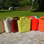 """Highlight der Kompetenzpräsentationen von Haidlmair wird die Weltpremiere der """"Knittertasche soft"""" sein.   Foto: Haidlmair"""