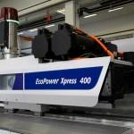 EcoPower Xpress 400 – 1. Prototyp der neuen hochdynamischen, vollelektrischen Baureihe, natürlich mit neuer Unilog B8-Steuerung.
