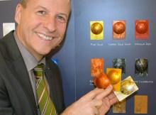 Gabriel-Chemie entwickelt Marmor- & Onyxeffekte für Kunststoffe   Foto: GabrielChemie