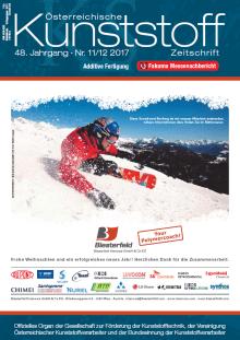 Österreichische Kunststoffzeitschrift 11/12 2017