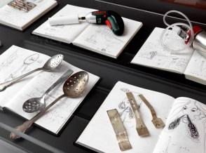 Exhibition Ferran Adrià: Notes on Creativity, Marres, 2016: Photo. Gert Jan van Rooij