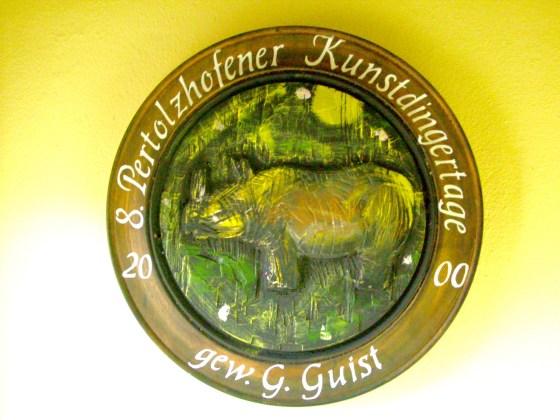 2008 Schuetzenscheiben - 2