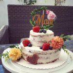Törtchen und personalisierte Geschenke zum Muttertag