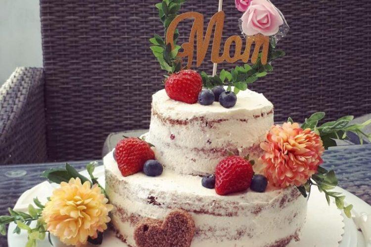 Muttertag Torte