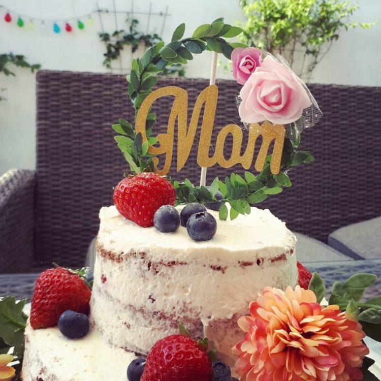 Muttertag Torte Geschenke