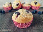 Blaubeermuffins - so schmeckt der Sommer!