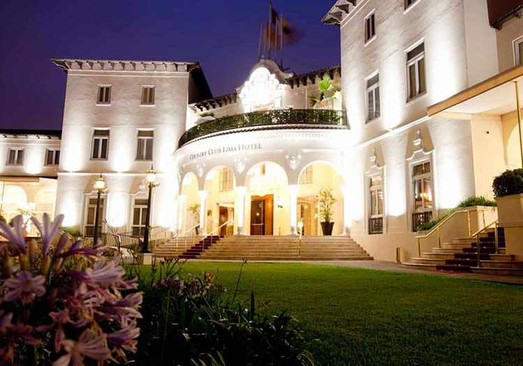 Country Club Lima Hotel Kuoda Travel Lima Accomodations