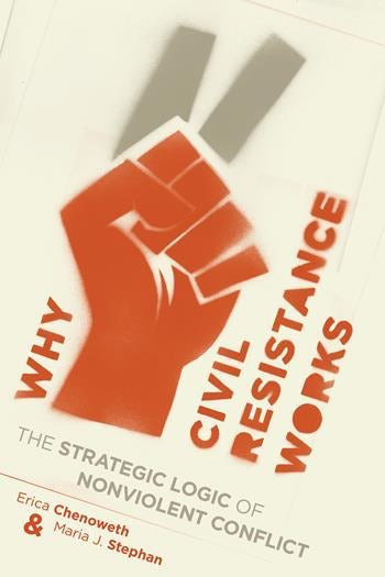 Why Civil Resistance Works 表紙