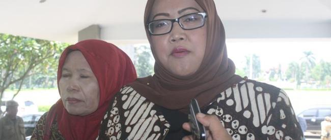 Wakil Ketua I DPC PPP Kabupaten Bogor, Ade Munawwaroh Yasin (AMY) (dok. KM)