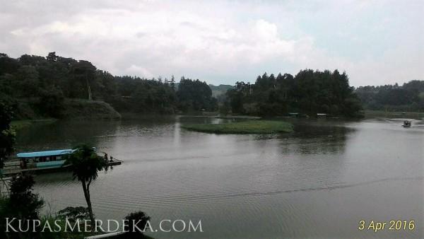 Danau Lido, Kabupaten Bogor (dok. KM)