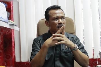 Ketua Komisi I DPRD Kab. Bogor, Kukuh Sri Widodo (dok. BogorOnline)