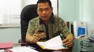 Kepala Dinas Koperasi UKM Perindustrian dan Perdagangan Dace Supriadi, SH, M.Si