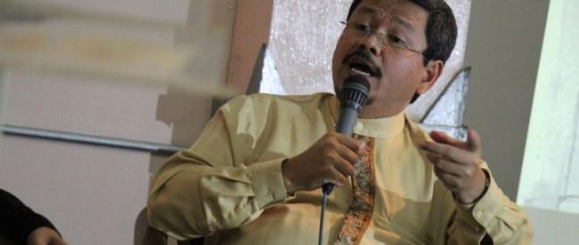 Jubir HTI, Ismail Yusanto (dok. HTI)
