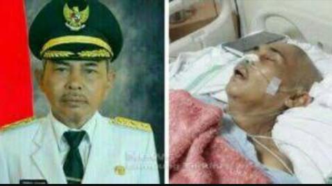 Wakil Bupati Mesuji, Lampung, Ismail Ishak dinyatakan meninggal dunia pada Sabtu 15/10 lalu. Hingga kini, sebab kematiannya masih misterius (dok. KM)