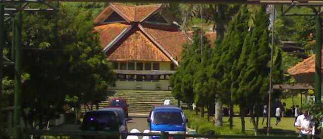SMKN 2 Cilaku, Cianjur (stock)