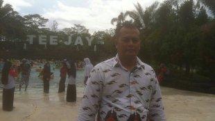 Manajer Operasional Teejay Waterpark Tasikmalaya, Enjang (dok. KM)