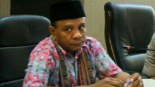 Ketua Panwaslu Kota Bogor Yustinus Eliyas Mau (dok. KM)