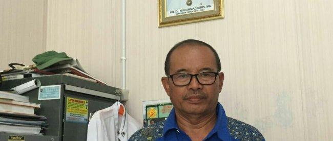 Camat Beji Kota Depok, H. Ues Suryadi