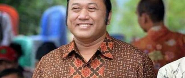 Bupati Lampung Selatan yang terjaring OTT KPK, Zainudin Hasan (stock)