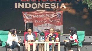 Gerbang Jakarta gelar acara talk show dan launching OK OCE Creative (dok. KM)