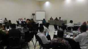 Pelatihan Pelayanan Pendidikan Disdik Kota Bogor bersama Ombudsman RI, Kamis 13/9/2018 (dok. KM)