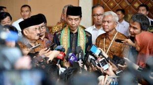 Presiden Joko Widodo di Balai Kartini, Jakarta, Selasa, 25 September 2018 (dok. Setpres)