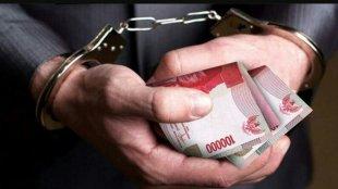 Ilustrasi penangkapan koruptor (dok. KM)