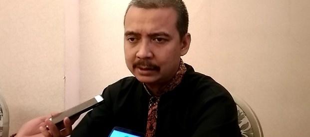 Direktur Utama Perusahaan Daerah Pasar Pakuan Jaya (PD PPJ) Andri Latief (dok. KM)