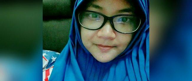 Arneta Ramahdina (14), siswi SMPN 10 Kota Bogor yang hilang sejak 11/11/2018 (dok. KM)