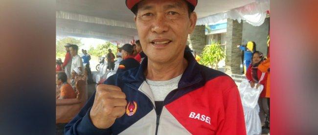 Ketua KONI Bangka Selatan, Edi Junaidi (dok. KM)