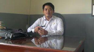 Kades Sukaresmi, Kecamatan Megamendung, Kabupaten Bogor, Iib Ibrahim (dok. KM)