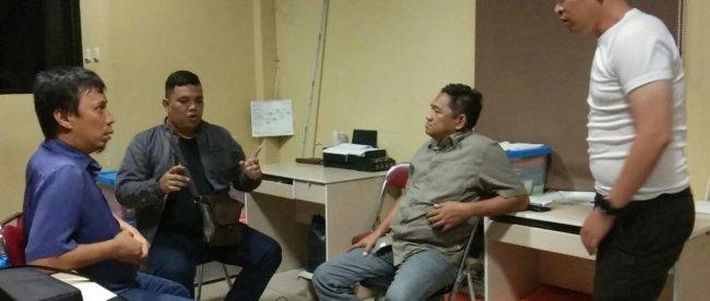 Laporan Pengeroyokan di Polresta Bogor Kota (dok. KM)