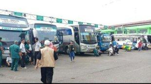 Terminal induk bus Kota Bekasi (dok. KM)