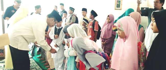 Kegiatan Bakti Sosial Kejari Kota Bogor menjelang Hari Bhakti Adhyaksa ke-59 (dok. KM)