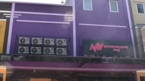 MV Karaoke di Jalan Dr. Sumeru, Kota Bogor (dok. Metropolitan.id)