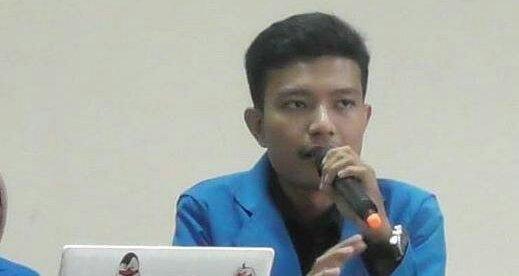 Aktivis mahasiswa Universitas Islam Negeri (UIN) Ar-Raniry, Sulthan Alfaraby (dok. KM)
