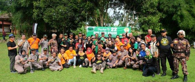 HUT RAPI Kota Bogor Ke-22 (dok. KM)