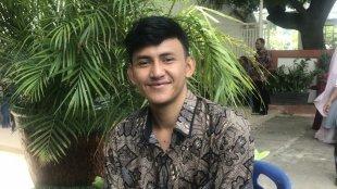 Demisioner Wakil Ketua Umum Himpunan Mahasiswa Teuku Wariza Arismunandar