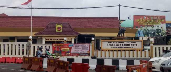 Polres Sukabumi Kota (KM STOCK)