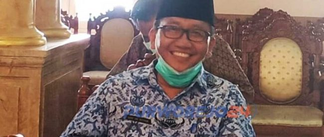 Agus Ari Setyadi, Kepala Dinas Pemberdayaan Masyarakat dan Desa (Dinpermasdes) Kabupaten Purworejo (dok. KM)