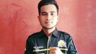 Khaidir Rahman, Ketua GMPKP Sumatera Utara (dok. KM)