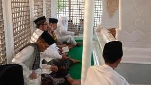 Habib Luthfi Pimpin Syukuran Selesainya Pemugaran Makam Keramat Syekh Junaedi Brebes