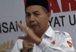 Ketua Umum PP BARUPAS Indonesia, Azrai Ridha (dok. KM)