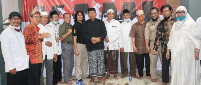 Perumus persiapan Deklarasi KAMI Kota Depok (dok. KM)