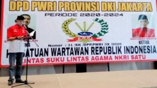 Ketua DPD PWRI DKI Jakarta, Rochman Endy Sasmita (dok. KM)