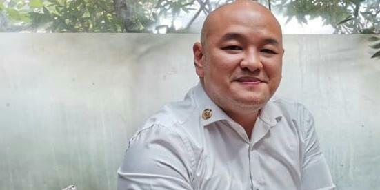 Ketua Umum Ormas SIMA (Sahabat indonesia Maju) Kris Tjantra (dok. Hari Setiawan Muhammad Yasin/KM)