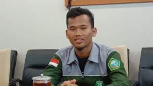 Ketua DPP Komunitas Mahasiswa Pelajar Peduli Subulussalam (KOMAPPSU) Safi'i Ozi Sareji (dok. KM)